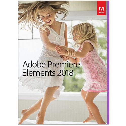 Adobe Premiere Elements 2018 (Mac, Download)