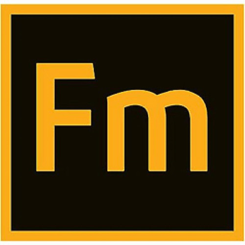 Adobe FrameMaker 2019 (Perpetual License, 1-Desktop & 1-Mobile)