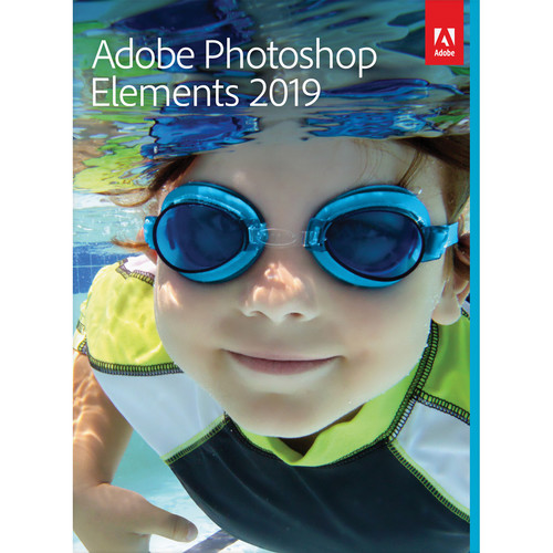 Adobe Photoshop Elements 2019 (Download, Windows)