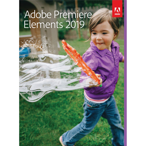 Adobe Premiere Elements 2019 (Windows, Download)