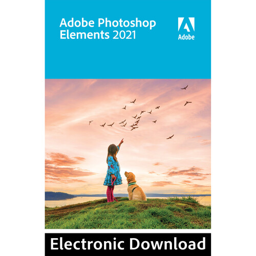 Adobe Photoshop Elements 2021 (Download, Mac)