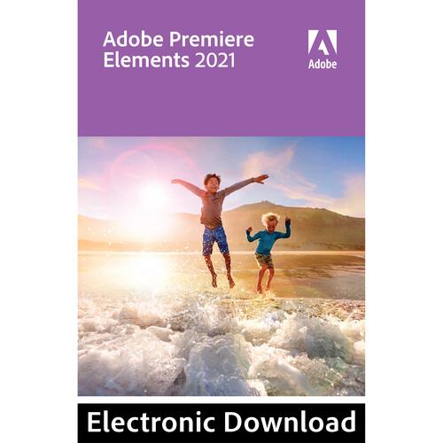 Adobe Premiere Elements 2021 (Windows, Download)