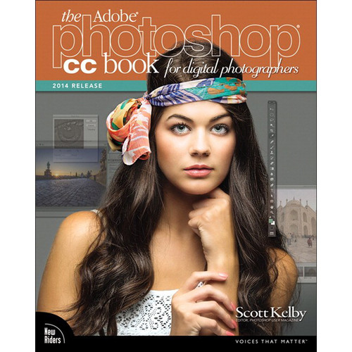 Adobe Press Book: Adobe Photoshop CC Book for Digital Photographers (2014 Release)