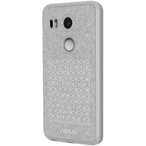 ADOPTED Case for LG Google Nexus 5X (Quartz)