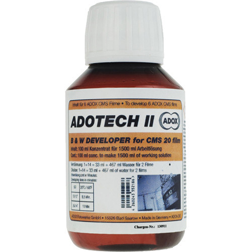 Adox Adotech CMS II Black and White Film Developer (3.4 oz)