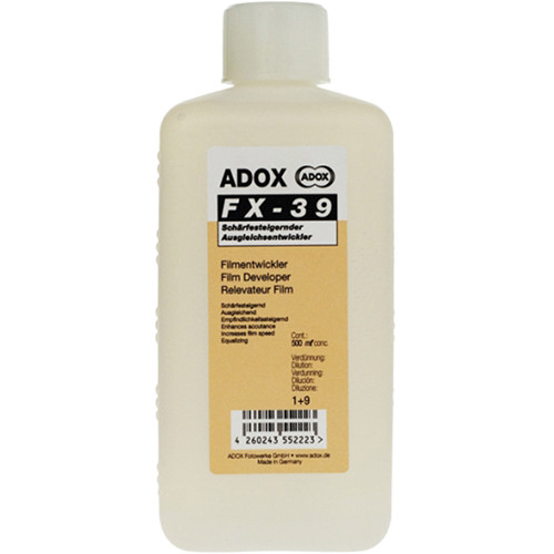 Adox FX-39 Black and White Film Developer (16.9 oz)