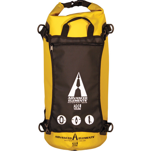 Advanced Elements StashPak Roll Top Dry Bag (20L)