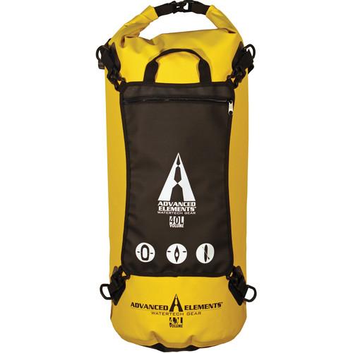Advanced Elements StashPak Roll Top Dry Bag (40L)