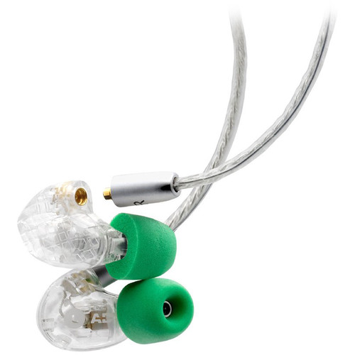 ADV. Model 3 Hi-Res MMCX In-Ear Monitors (Live Edition, Clear)