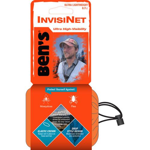 Adventure Medical Kits Ben's InvisiNet Head Net (1.0mm Pores)