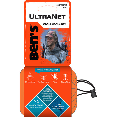 Adventure Medical Kits Ben's Ultranet Head Net (0.5mm Pores)