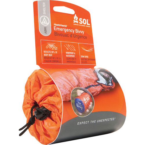"Adventure Medical Kits 84 x 36"" Survive Outdoors Longer Emergency Bivvy"