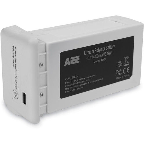 AEE 6800 mAh Flight Battery for Toruk AP10 / AP11 Quadcopter