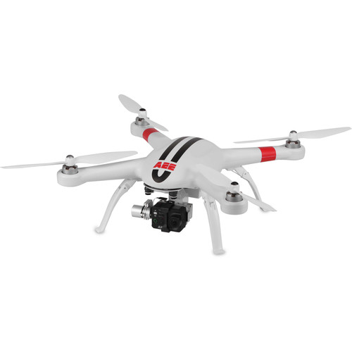 AEE AP11 Quadcopter with Camera and 3-Axis Gimbal System