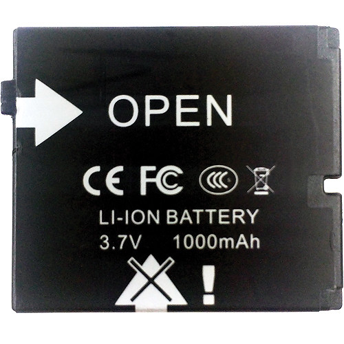 AEE D30 Lithium-Ion Battery for SD Series Action Cameras (1000mAh)