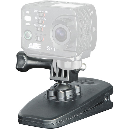 AEE JS02 Universal Joint Clip Mount for AEE Action Cameras