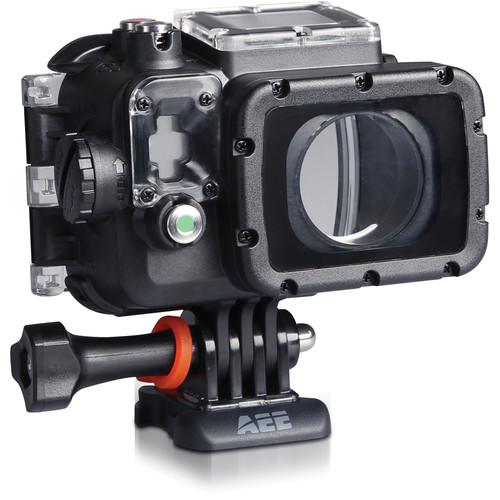 AEE S70XL Pro Underwater Housing with LCD Back Cover for S70 Action Camera (328')