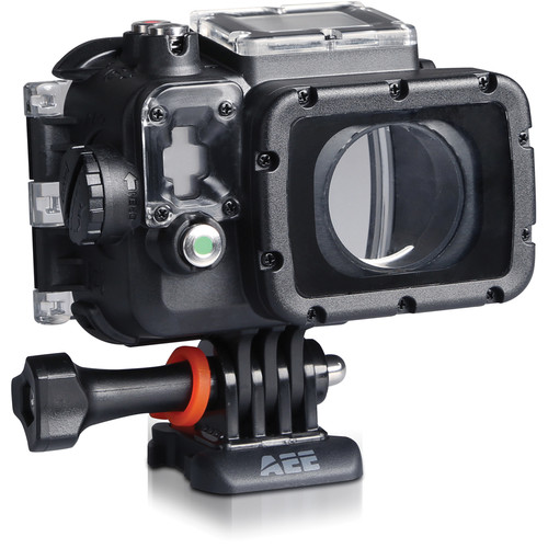 AEE S71XL Pro Underwater Housing with LCD Back Cover for S71 Action Camera (328')