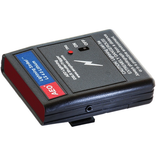 AEO Photo Lightning Strike! Micro 4.0 Lithium Shutter Trigger