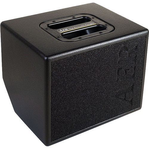 """AER 60W Active Tiltback Full Range Monitor with 1-8 """"Speaker (Black)"""