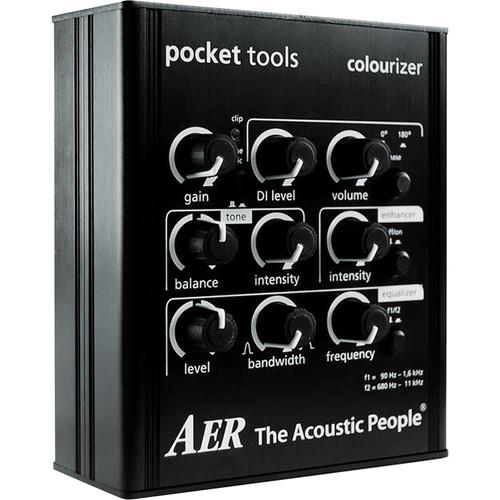 AER Colourizer Audio Preamp