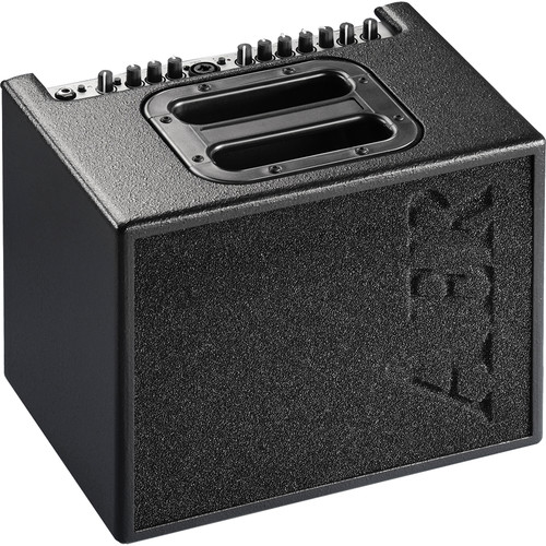 AER Compact 603 Twin Channel Acoustic Amplifier (Black)