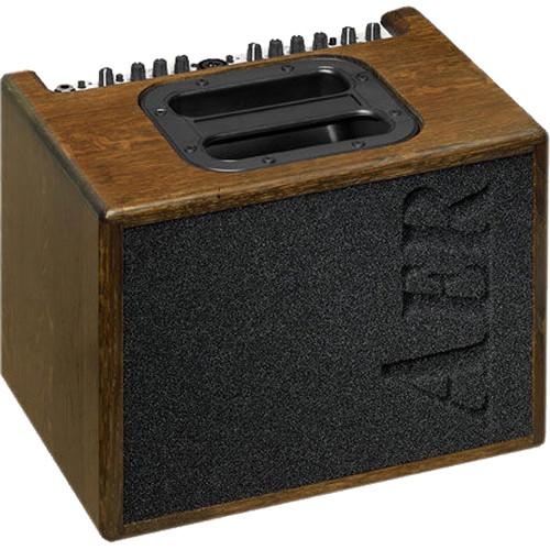 AER Compact 60/3 Twin-Channel Acoustic Amplifier (Oak)