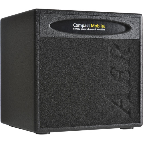 AER Compact Mobile 60W 2-Channel Acoustic Guitar Combo Amplifier