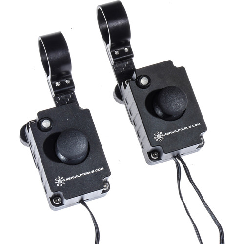 Aerialpixels Proportional Dual-Rate 3-Axis Thumb Joystick Controller Pair for DJI Ronin-MX Gimbal