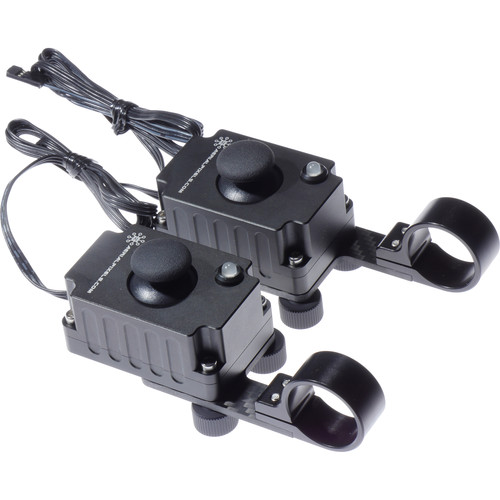 Aerialpixels Proportional Dual Rate 3-Axis Thumb Joysticks for DJI Ronin-M
