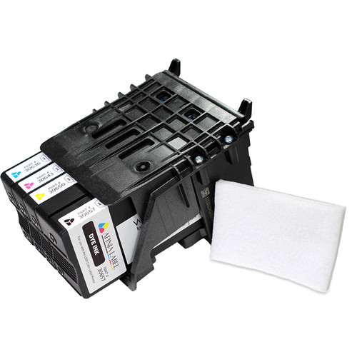 Afinia L501 Printhead with Full Set of Dye-Based Inks (Cyan, Magenta, Yellow & Black)