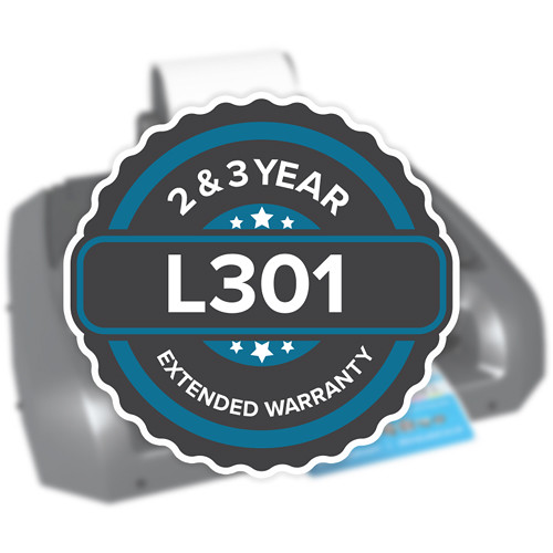 Afinia L301 2 and 3 Year Extended Warranty