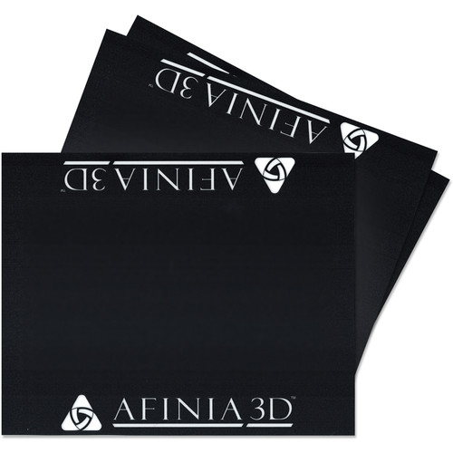 "Afinia 8 x 10"" BuildTak Platform Surface (3-Pack)"