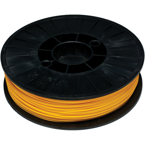 Afinia Premium ABS Filament for 3D Printers (1.75 mm, Yellow)
