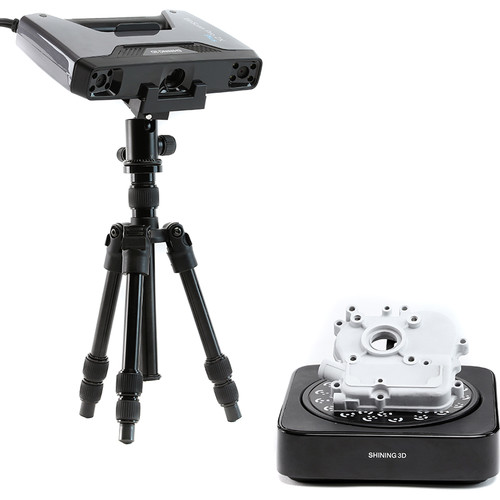 Afinia Tripod and Turntable Add-On for Einscan-Pro 2X and Pro 2X Plus