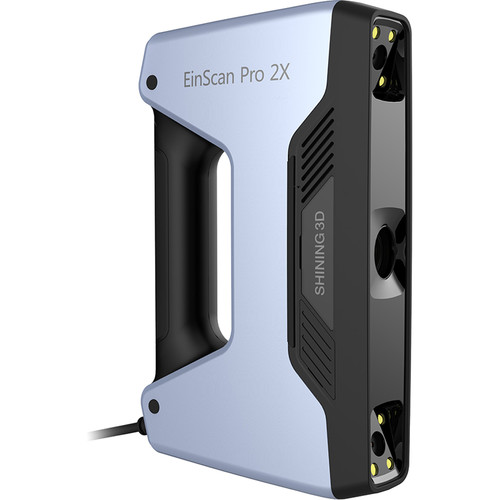 Afinia Einscan-Pro 2X 3D Scanner Handheld with Solid Edge Shining 3D Version Software