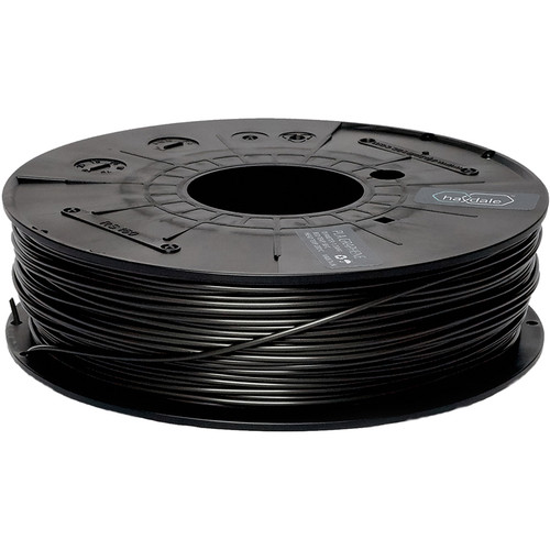 Afinia 1.75mm Graphene-Enhanced PLA Filament Spool for Select H Series 3D Printers (400g, Dark Gray)