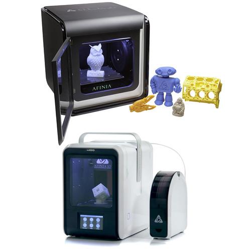 Afinia H800 and H400 3D Printer Kit