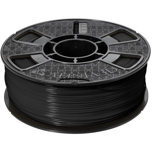 Afinia Premium Plus 1.75mm ABS Filament (2.2 lb, Black)