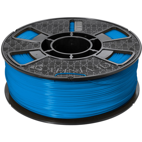 Afinia Premium Plus 1.75mm ABS Filament (2.2 lb, Blue)