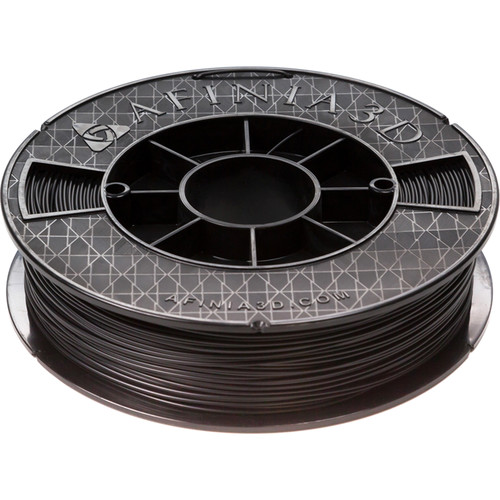 Afinia 1.75mm ABS Premium Plus Filament for H800, H480, & H479 3D Printers (500g, Black)