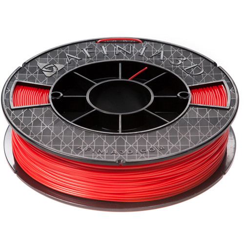 Afinia 1.75mm ABS Premium Plus Filament for H800, H480, & H479 3D Printers (500g, Red)