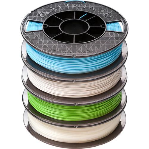 Afinia 1.75mm PLA Premium Filament 4-Pack