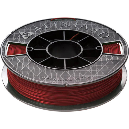 Afinia 1.75mm PLA Premium Filament (Burgundy)