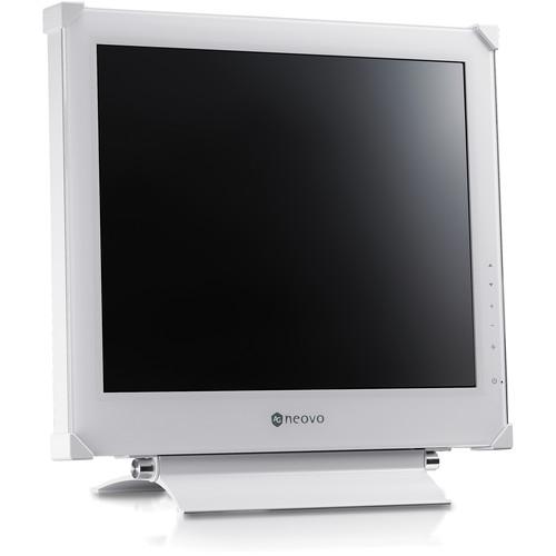 "AG Neovo DR-17P 17"" LED-Backlit Medical-Grade TFT LCD Dental Monitor"
