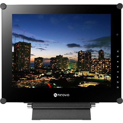 """AG Neovo SX-15E 15"""" XGA 1024 x 768 CCTV Monitor"""