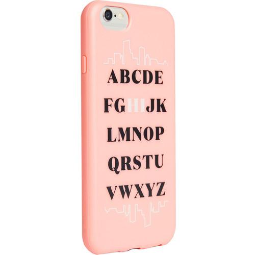 AGENT18 FlexShield Case for iPhone 6/6s (Alphabet Hi)