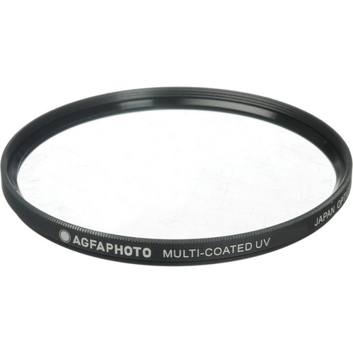 AgfaPhoto 62mm Multi-Coated UV Filter