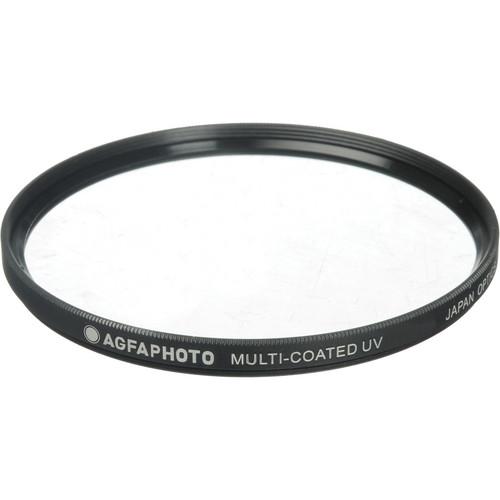 AgfaPhoto 62mm Multi-Coated UV Filter