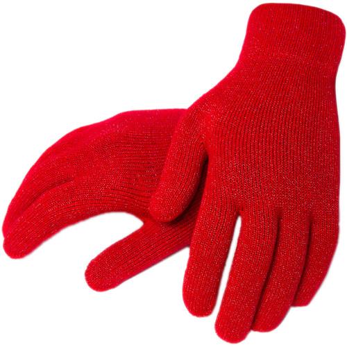 Agloves Sport Touchscreen Gloves (Small/Medium,Red)